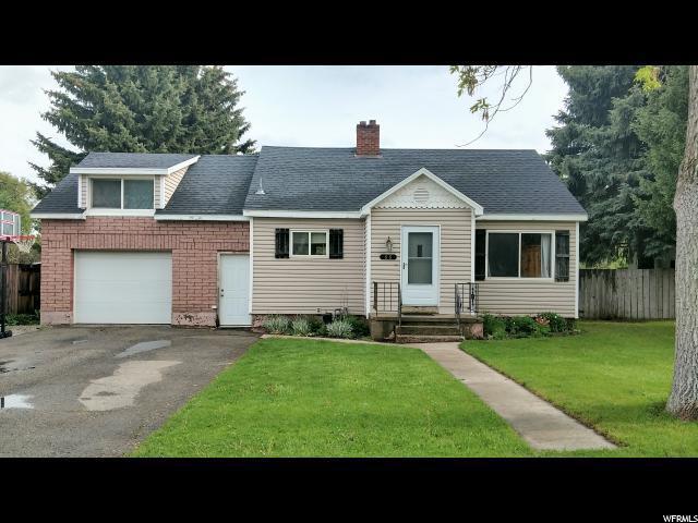66 W 400 S, Hyrum, UT 84319 (MLS #1603836) :: Lawson Real Estate Team - Engel & Völkers
