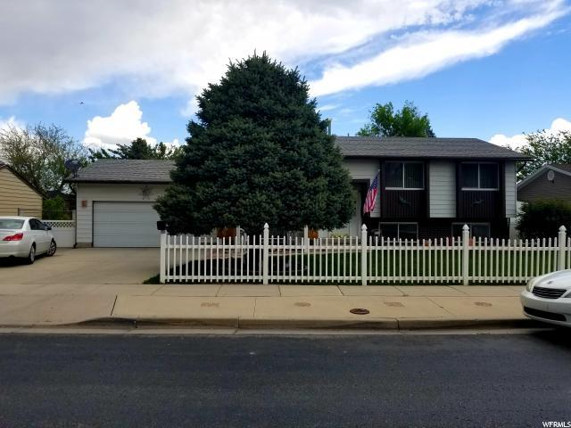 3538 W Crestfield Dr S, West Valley City, UT 84120 (#1603849) :: Colemere Realty Associates