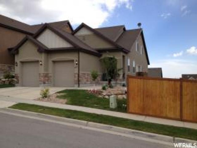 2857 W Bear Ridge Way N, Lehi, UT 84043 (#1603859) :: The Canovo Group
