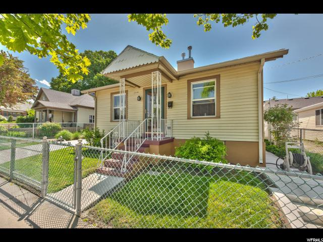 1114 E Wilson Ave S, Salt Lake City, UT 84105 (#1603868) :: Keller Williams Legacy