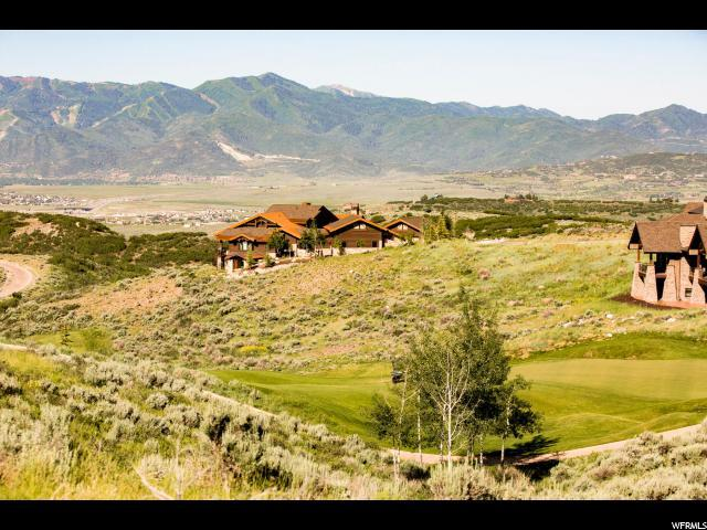 3194 E Antler Ct, Park City, UT 84098 (#1603872) :: Doxey Real Estate Group