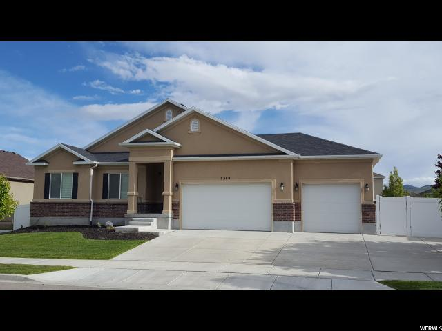 3389 W Corsica Dr, Riverton, UT 84065 (#1603876) :: Colemere Realty Associates