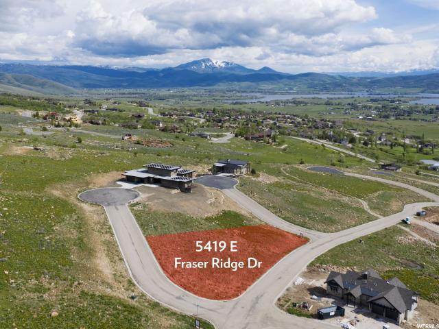5419 E Frasers Ridge Dr, Eden, UT 84310 (#1603899) :: RE/MAX Equity