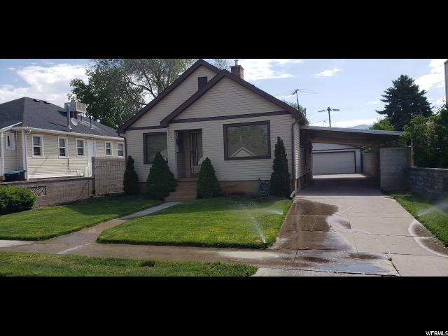 2171 S Blair St, South Salt Lake, UT 84115 (#1603909) :: Keller Williams Legacy