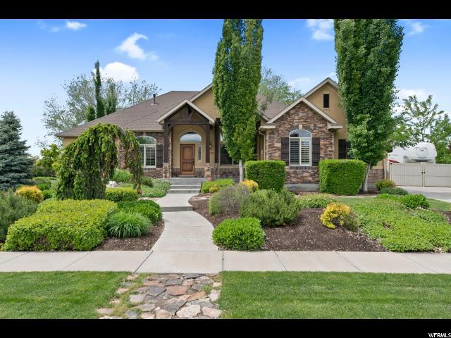 272 Willowmere Dr, Kaysville, UT 84037 (#1603910) :: Colemere Realty Associates