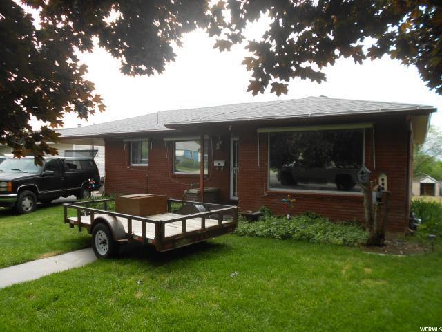 136 S 400 W, Brigham City, UT 84302 (MLS #1603913) :: Lawson Real Estate Team - Engel & Völkers
