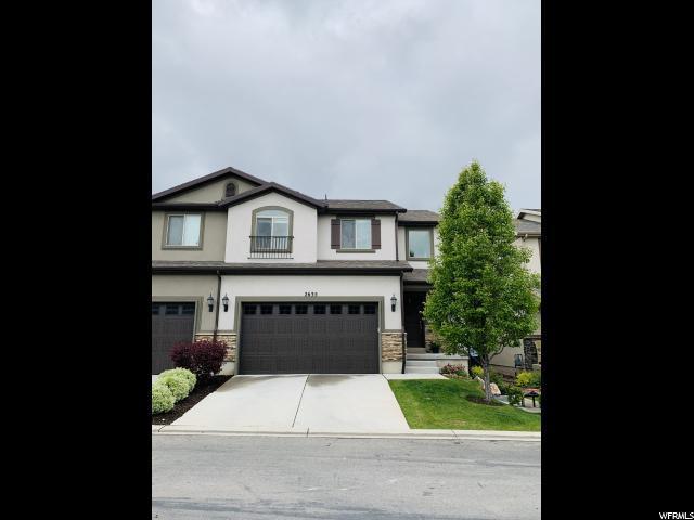 2635 W Cottonwood, Lehi, UT 84043 (#1603919) :: Colemere Realty Associates