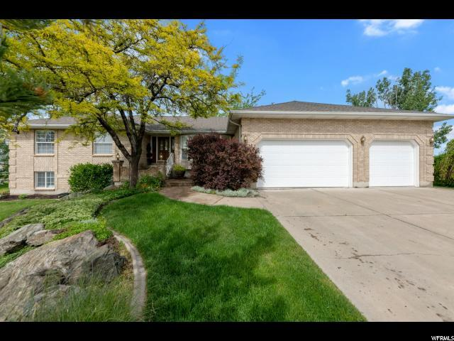 5715 S 5100 W, Hooper, UT 84315 (#1603922) :: Doxey Real Estate Group