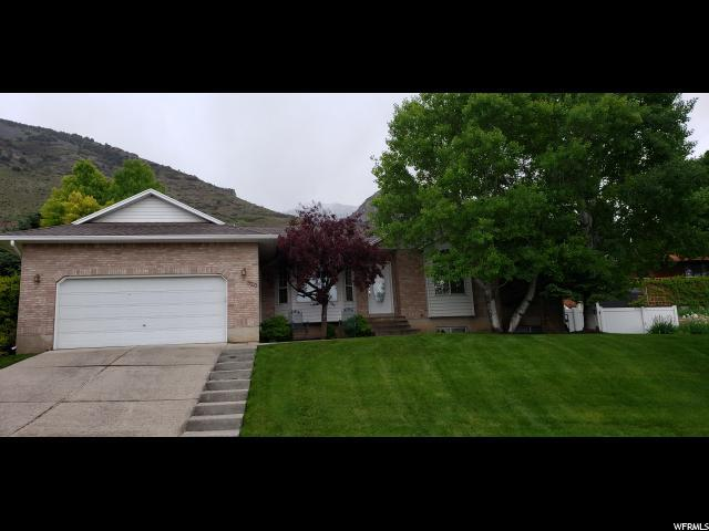 320 N 1350 E, Pleasant Grove, UT 84062 (#1603925) :: Red Sign Team
