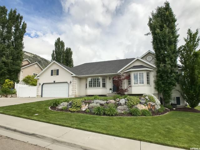546 Canyon View Dr, Pleasant Grove, UT 84062 (#1603943) :: Red Sign Team