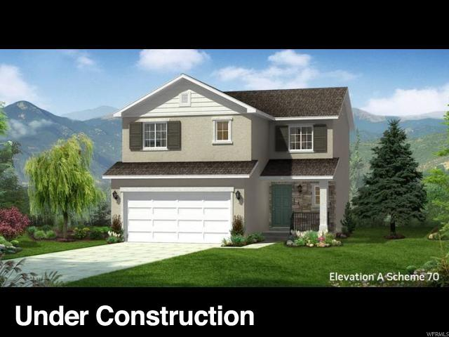 2959 S Willow Creek Dr #2404, Saratoga Springs, UT 84045 (#1603950) :: The Canovo Group