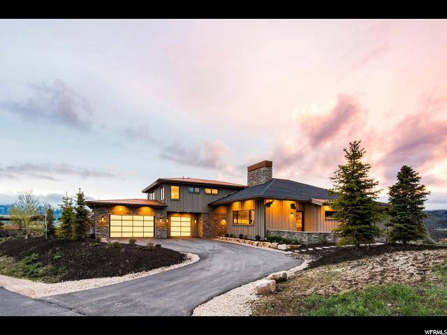 7901 West Hills Trl Lot 56, Park City, UT 84098 (MLS #1603959) :: High Country Properties