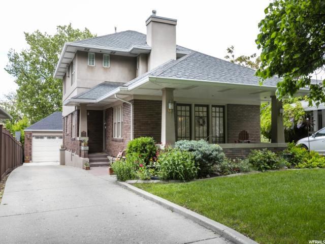 1374 S Filmore St, Salt Lake City, UT 84105 (#1603973) :: Colemere Realty Associates