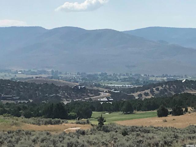 1175 N Explorer Peak Circle (Lot 567), Heber City, UT 84032 (MLS #1603981) :: High Country Properties