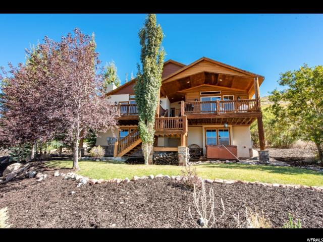 377 E Keetly Station Cir, Heber City, UT 84032 (MLS #1603982) :: High Country Properties