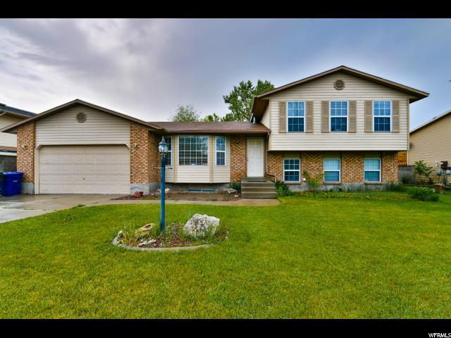 3816 S Pheasant Glen Dr W, West Valley City, UT 84120 (#1603984) :: Colemere Realty Associates