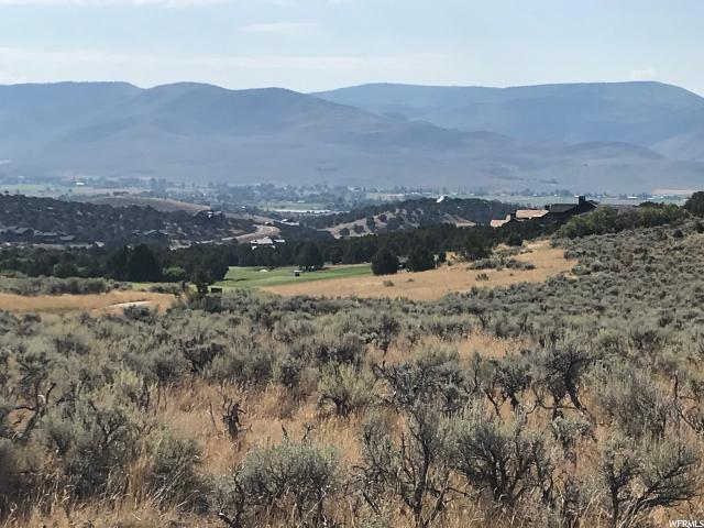 1192 N Explorer Peak Circle (Lot 573), Heber City, UT 84032 (MLS #1603996) :: High Country Properties
