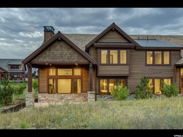 1639 E Abajo Peak Cir (Lot Tv-28) Tv-28, Heber City, UT 84032 (MLS #1604000) :: High Country Properties
