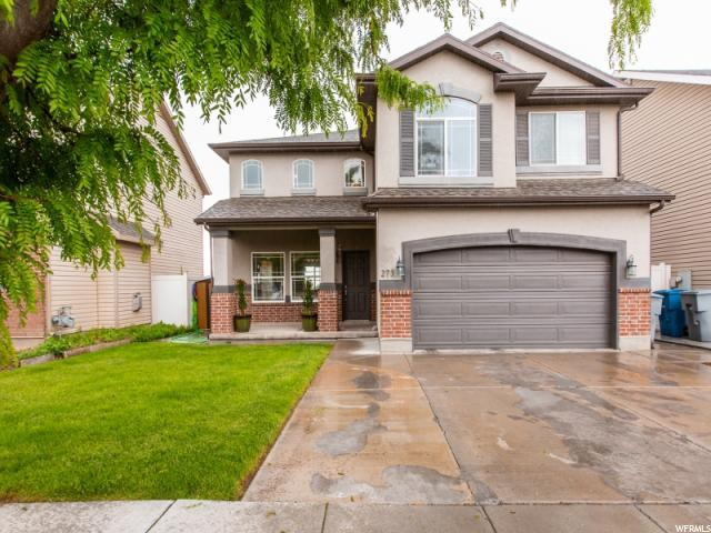 273 N Buckingham W, North Salt Lake, UT 84054 (#1604001) :: Colemere Realty Associates