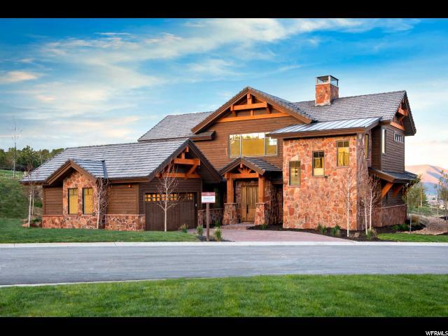 74 N Club Cabins Ct (Cc-20) Cc-20, Heber City, UT 84032 (MLS #1604005) :: High Country Properties