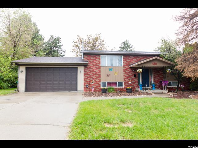 480 E Paty Cir S, Sandy, UT 84070 (#1604008) :: Colemere Realty Associates