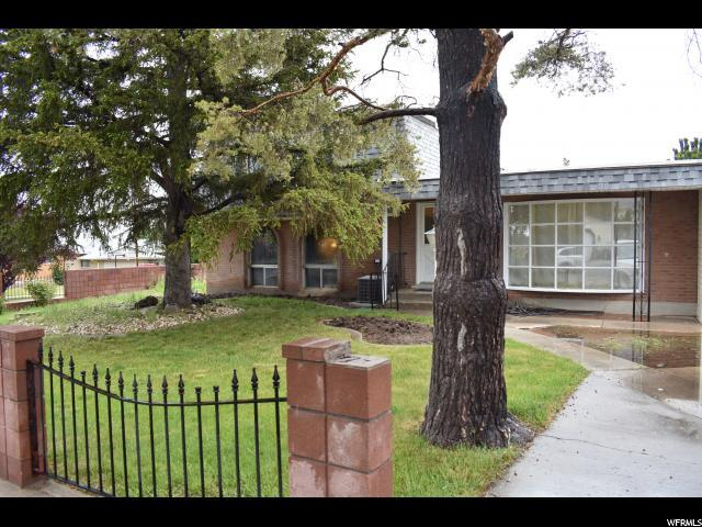 3795 S 6350 W, West Valley City, UT 84128 (#1604021) :: Keller Williams Legacy