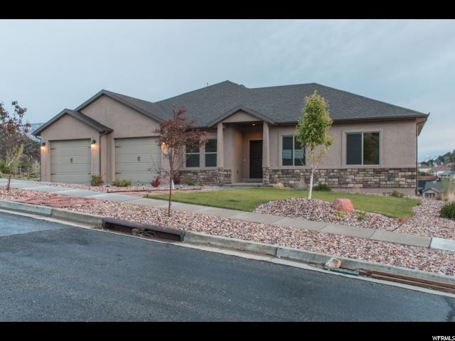 1465 N Knoll St, Cedar City, UT 84721 (#1604023) :: Big Key Real Estate