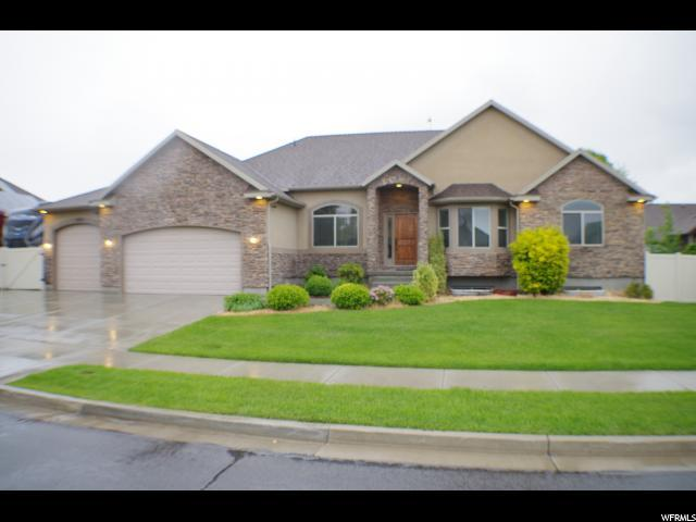 2952 W Hayden Ridge Way S, Riverton, UT 84065 (#1604071) :: Colemere Realty Associates