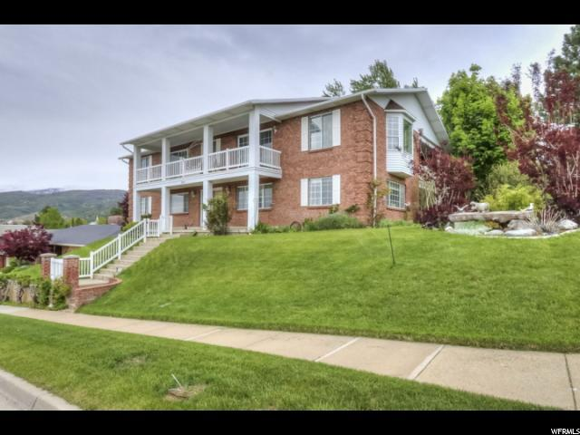 2045 S Browns Park Dr, Bountiful, UT 84010 (#1604115) :: Colemere Realty Associates