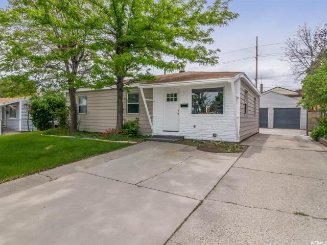 4595 W 5375 S, Salt Lake City, UT 84118 (#1604123) :: Colemere Realty Associates