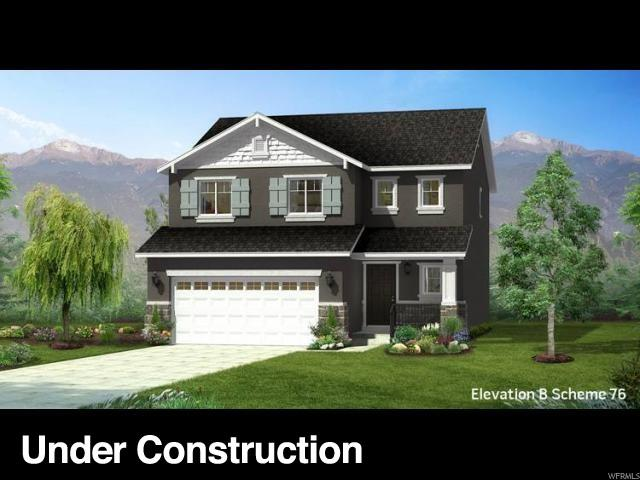 2957 S Willow Creek Dr #2403, Saratoga Springs, UT 84045 (#1604125) :: The Canovo Group