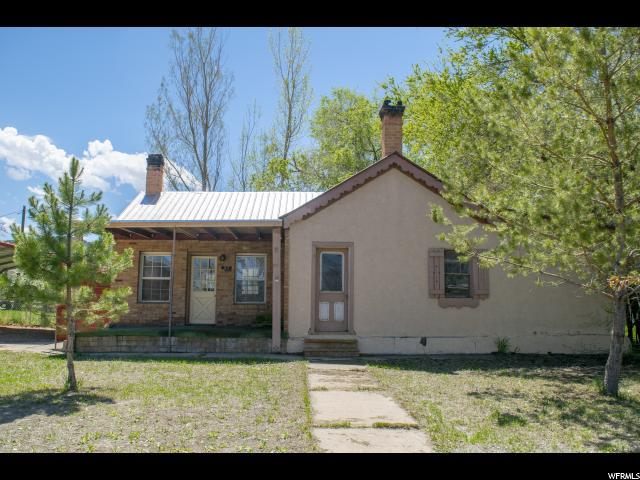 53 W 100 N, Parowan, UT 84761 (#1604134) :: Doxey Real Estate Group