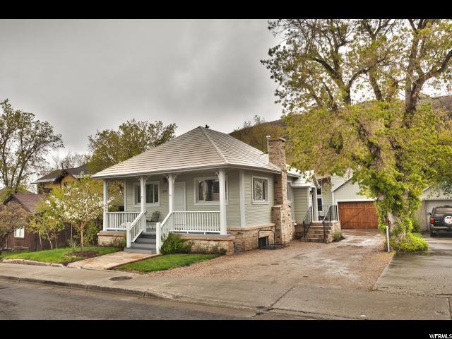 1150 Park Ave, Park City, UT 84060 (#1604136) :: RE/MAX Equity