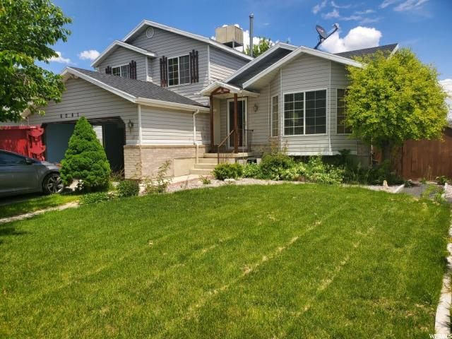 6041 S 4840 W, Kearns, UT 84118 (#1604150) :: Big Key Real Estate