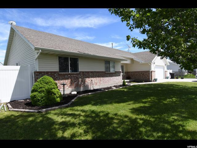 10930 N 8400 W, Tremonton, UT 84337 (#1604162) :: The Fields Team