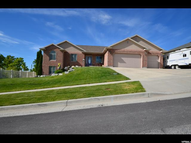 2535 W Mountain Rd, Tremonton, UT 84337 (#1604164) :: The Fields Team