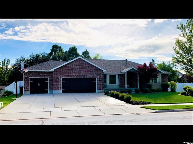 237 Country Way, Fruit Heights, UT 84037 (#1604171) :: The Fields Team