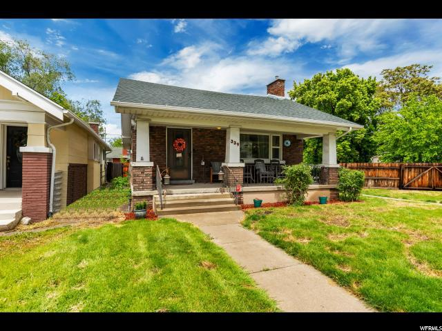 339 E 1700 S, Salt Lake City, UT 84115 (#1604175) :: Keller Williams Legacy