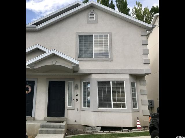 1219 E 540 N, Spanish Fork, UT 84660 (#1604178) :: The Canovo Group