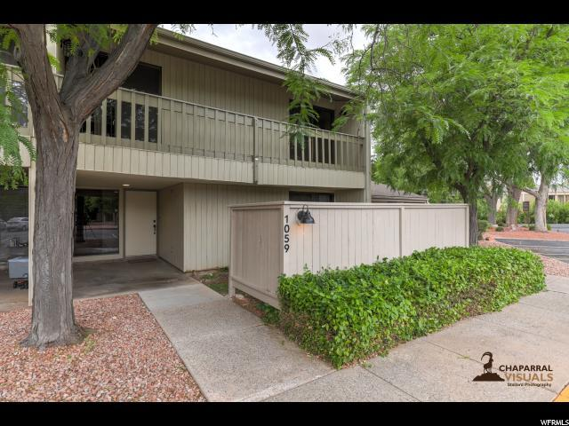 1059 W Bloomington Dr S, St. George, UT 84790 (#1604199) :: Colemere Realty Associates