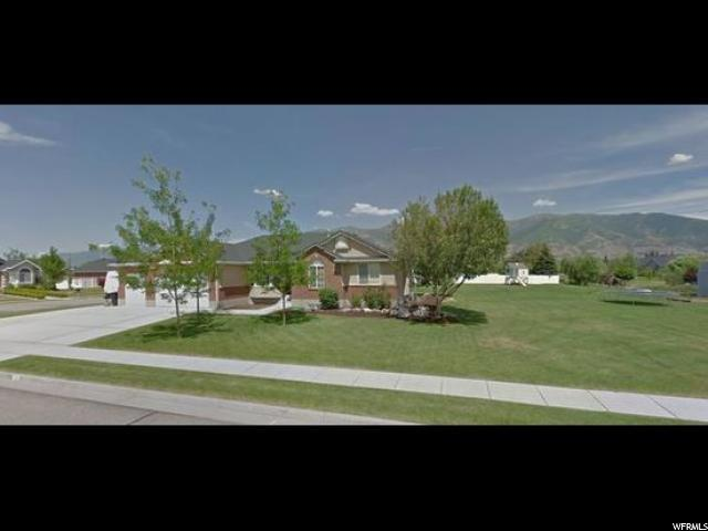 485 S Joshua Dr W, Kaysville, UT 84037 (#1604201) :: The Fields Team
