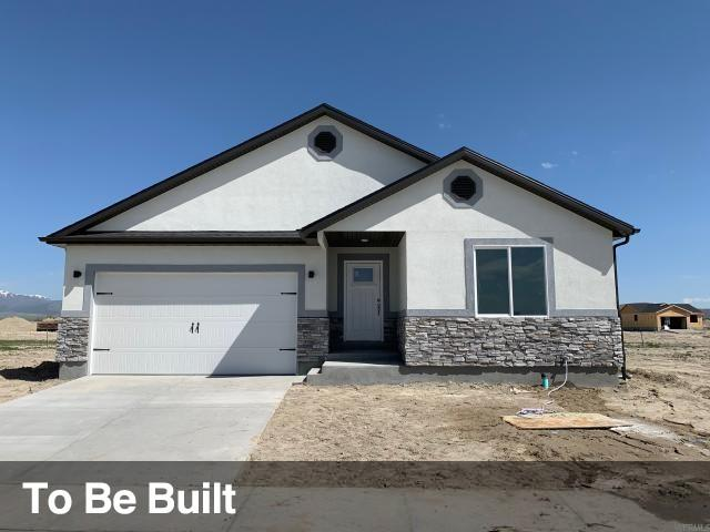1356 E Skip St #134, Eagle Mountain, UT 84005 (#1604204) :: The Canovo Group