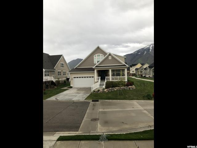 713 S Willow Ln, Mapleton, UT 84664 (#1604226) :: The Utah Homes Team with iPro Realty Network