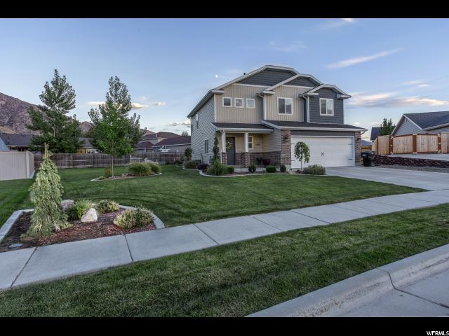 1264 N 600 W, Brigham City, UT 84302 (#1604360) :: The Canovo Group