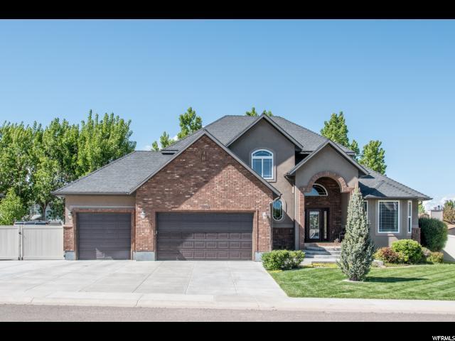 1032 W 1700 S, Vernal, UT 84078 (#1604409) :: Bustos Real Estate | Keller Williams Utah Realtors