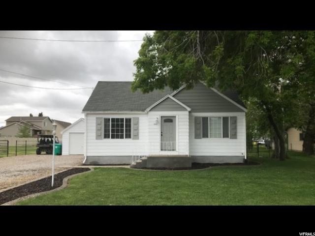 4993 W 300 N, West Point, UT 84015 (#1604450) :: Doxey Real Estate Group