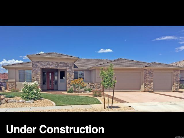 497 S 20 W #84, Ivins, UT 84738 (#1604559) :: Colemere Realty Associates