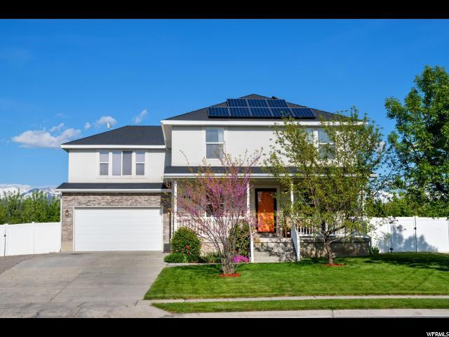 1416 N 3775 W, West Point, UT 84015 (#1604613) :: Doxey Real Estate Group