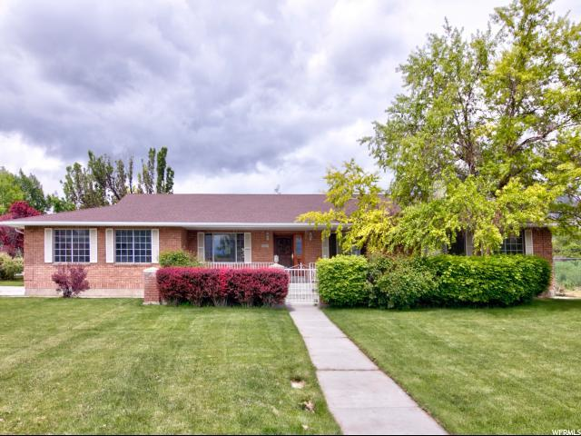 5096 W Country Club Dr, Highland, UT 84003 (#1604676) :: Red Sign Team