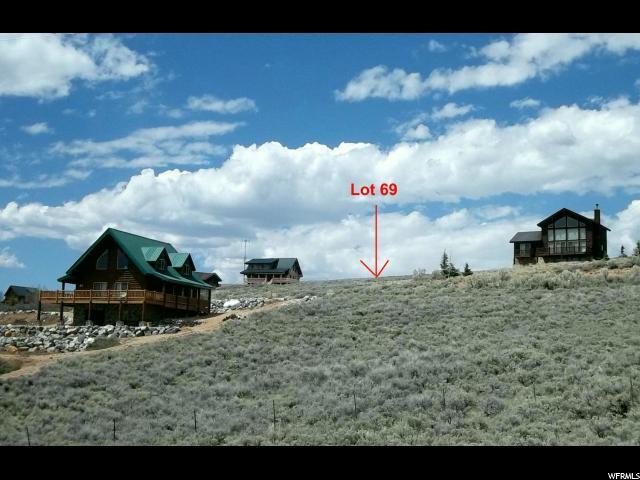 8114 E Badger Hollow Dr S, Daniel, UT 84032 (MLS #1604823) :: High Country Properties